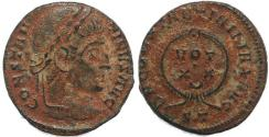 Ancient Coins - Roman coin Constantine I - DN CONSTANTINI MAX AVG - Ticinum
