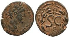 Ancient Coins - Antoninus Pius, AE21 of Antioch ad Orontem, Syria