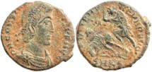 Ancient Coins - Constantius II - FEL TEMP REPARATIO - Cyzicus Mint