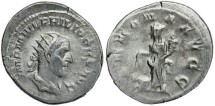 Ancient Coins - Philip I 'the Arab' silver antoninianus - ANNONA AVGG
