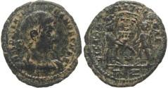 Ancient Coins - Ancient Roman coin of Decentius AE Maiorina - VICT DD NN AVG ET CAES - Rome