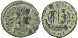 Ancient Coins - Ancient Roman coin of Constantius II - Double Centenionalis - 6.23 grams