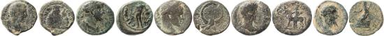 Ancient Coins -  Group lot of 20 Roman Provincial Coins