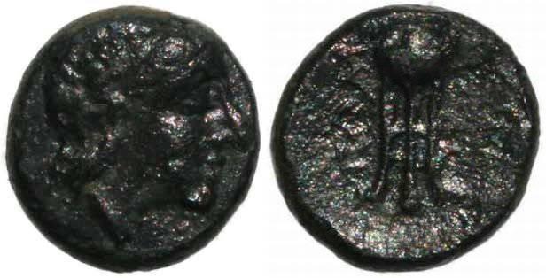 Ancient Coins - Seleucid Kingdom - Uncertain King