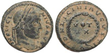 Ancient Coins - Roman coin of Licinius I - DN LICINI AVGVSTI