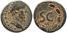 Ancient Coins - Roman coin of Lucius Verus - Antioch, Syria