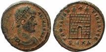 Ancient Coins - Roman coin of Constantine I - PROVIDENTIAE AVGG - Cyzicus