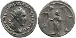 Ancient Coins - Trajan Decius Antoninianus - DACIA