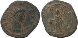 Ancient Coins - Roman coin of Gallienus antoninianus - FIDES AVG - Antioch