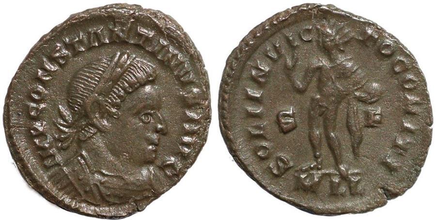 Ancient Coins - Roman coin of Constantine I - COMITI AVGG NN - London