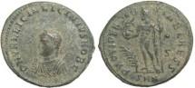 Ancient Coins - Roman coin of Licinius II - PROVIDENTIAE CAESS - Nicomedia