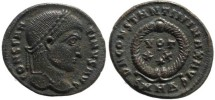 Ancient Coins - Constantine I - DN CONSTANTINI MAX AVG - Heraclea