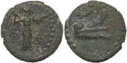 Ancient Coins - Phaselis, Lycia Ae18 - Athena & Nike