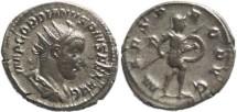 Ancient Coins - Gordian III 238-244AD Antoninianus - Mars advancing