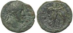 Ancient Coins - Roman Provincial coin of Commodus - Isis Pharia