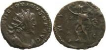 Ancient Coins - Victorinus 268-270AD antoninianus -  INVICTVS
