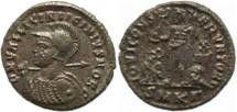 Ancient Coins - Licinius II AE follis - Cyzicus