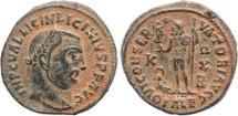 Ancient Coins - Licinius I - IOVI CONSERVATORI AVGG - Alexandria Mint