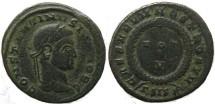 Ancient Coins - Constantine II - CAESARVM NOSTRORVM VOT V - Siscia