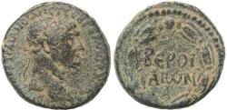 Ancient Coins - Ancient Roman Provincial coin of Trajan - Beroea, Cyrrhestica