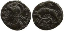 Ancient Coins - Urbs Roma Commemorative - Lugdunum Mint