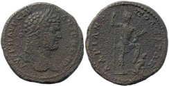 Ancient Coins - Caracalla Ae 28 Hadrianopolis Thrace