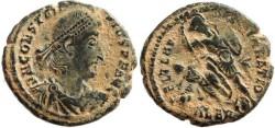 Ancient Coins - Constantius II - FEL TEMP REPARATIO - Alexandria Mint