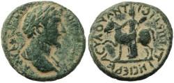 Ancient Coins - Marcus Aurelius - Decapolis, Syria - Hippum-Antiochia ad Hippum