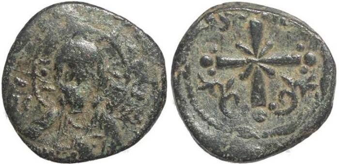 Ancient Coins - Byzantine Empire - Nicephoros III  AE follis