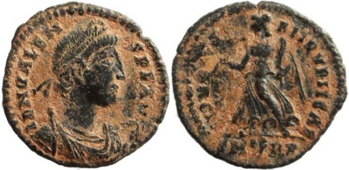 Ancient Coins - Valens - SECVRITAS REIPVBLICAE - Rome Mint
