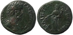 Ancient Coins - Commodus Ae22 of Philippopolis, Thrace