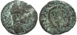 Ancient Coins - Severus Alexander AE21 of Caesarea Maritima, Samaria
