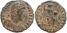 Ancient Coins - Gratian - CONCORDIA AVGGG - Antioch Mint