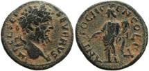 Ancient Coins - Septimius Severus - Pisidia, Antiochia - ANTIOCH GEN COL CA