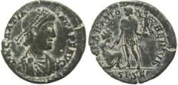 Ancient Coins - Ancient Roman coin of Gratian - REPARATIO REIPVB - Siscia