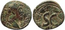 Ancient Coins - Roman coin of Marcus Aurelius - Antioch, Syria