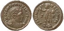Ancient Coins - Roman coin of Constantine I - SOLI INVICTO COMITI - London