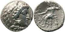 Ancient Coins - Kings of Macedon Alexander III The Great 336-323 BC AR Silver Tetradrachm - Very rare