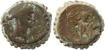 Ancient Coins - Seleucid Kingdom Seleucis IV 187-175 BC - Apollo