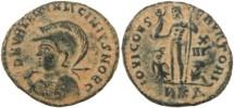 Ancient Coins - Licinius II - IOVI CONSERVATORI - Cyzicus Mint