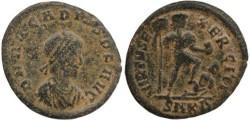 Ancient Coins - Arcadius - VIRTVS EXERCITI - Cyzicus Mint