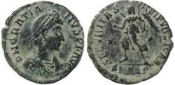 Ancient Coins - Gratian - SECVRITAS REIPVBLICAE - Aquileia