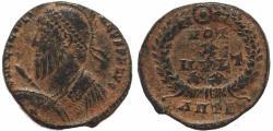 Ancient Coins - Roman coin of Julian II The Apostate - VOT X MVLT XX - Antioch