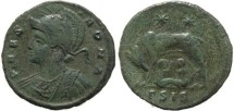 Ancient Coins - Urbs Roma Commemorative issue - Siscia
