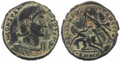 Ancient Coins - Roman coin of Constantius II Ae2 - FEL TEMP REPARATIO - Nicomedia Mint