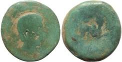 Ancient Coins - Celtic Spain Castulo AE Unit 170-140BC