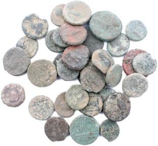 Ancient Coins - 35 Ancient Roman Provincial Coins
