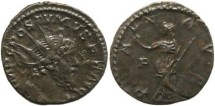 Ancient Coins - Postumus Antoninianus, Cologne mint - PAX AVG