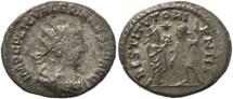 Ancient Coins - Emperor Valerian I  - RESTITVT ORIENTIS