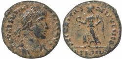 Ancient Coins - Roman coin of Valentinian I - SECVRITAS REIPVBLICAE